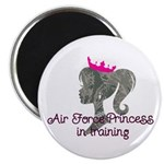 Air Force Princess Magnet