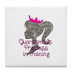 Guardsman Princess Tile Coaster