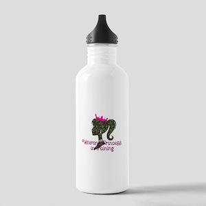 Veterans Princess Stainless Water Bottle 1.0L