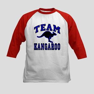 Team Kangaroo II Kids Baseball Jersey