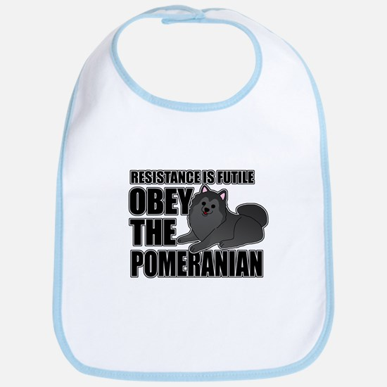 Pomeranian Bib