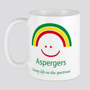 Aspergers .. on the Spectrum Mug
