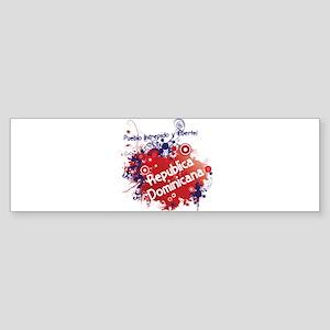 REP. DOMINICANA Sticker (Bumper)