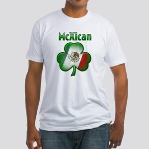 McXican Fitted T-Shirt