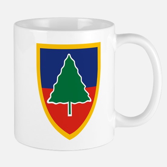 91st Division Training Mugs