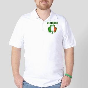 McTalian Distressed Golf Shirt