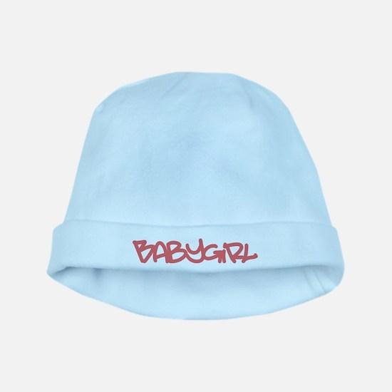 Babygirl Infant Cap