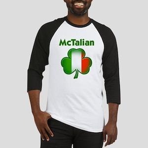 McTalian Baseball Jersey