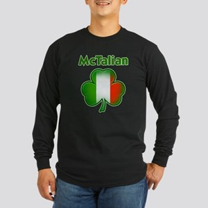 McTalian Long Sleeve Dark T-Shirt