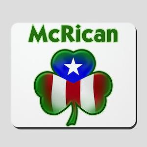 McRican Mousepad