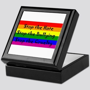 Stop the Hate Keepsake Box