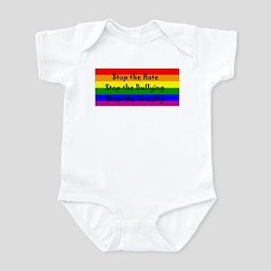 Stop the Hate Infant Bodysuit