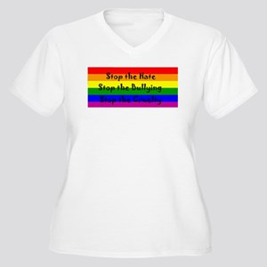 47e9542240a Gay Ally Women s Plus Size T-Shirts - CafePress
