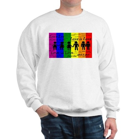 Love is Love Sweatshirt