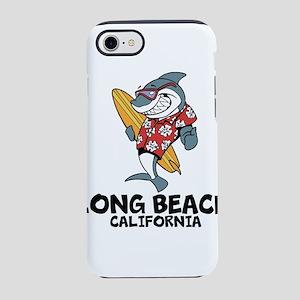 Long Beach, California iPhone 7 Tough Case