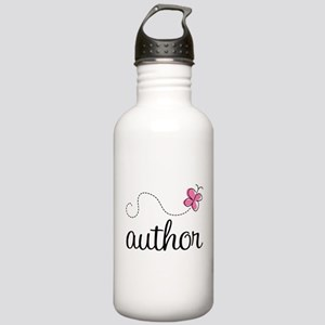 Cute Author Stainless Water Bottle 1.0L
