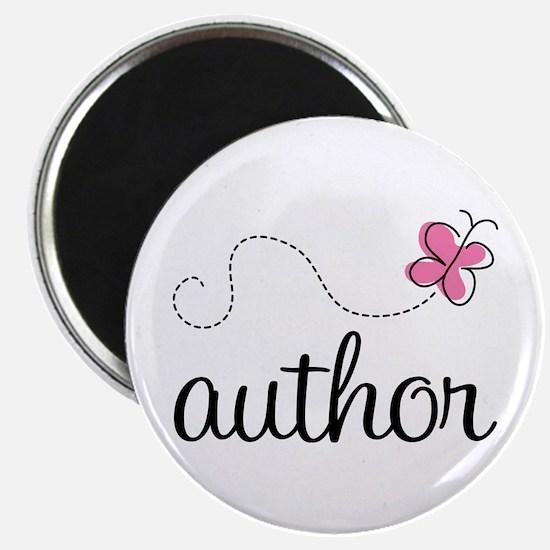 Cute Author Magnet
