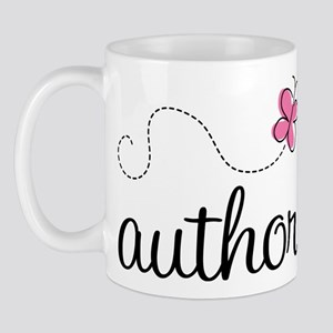 Cute Author Mug
