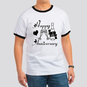 Anniversary black and white 1 copy T-Shirt
