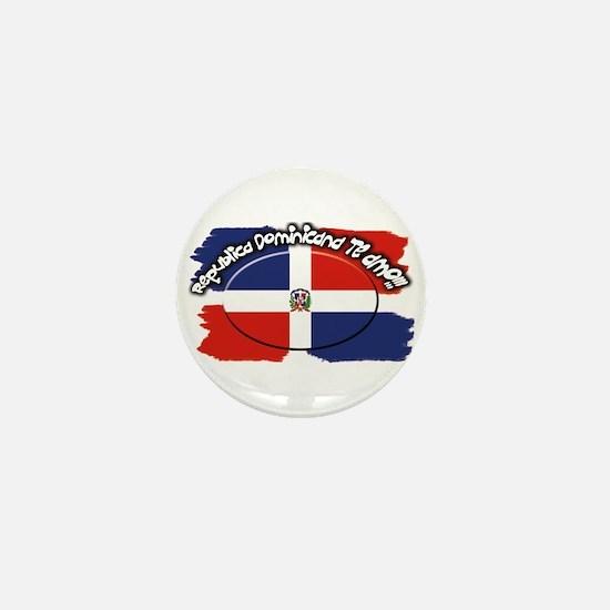 REP. DOMINICANA Mini Button