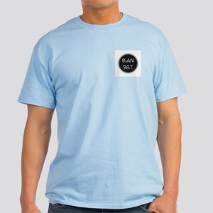 Martial Arts Black Belt Light T-Shirt