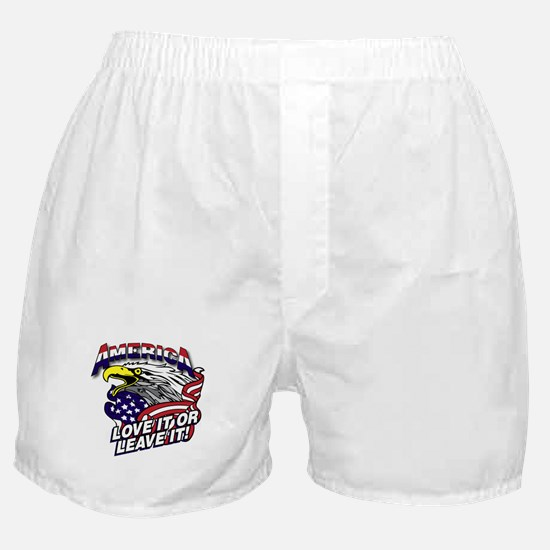 Unique Beck Boxer Shorts