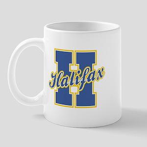 Halifax Letter Mug