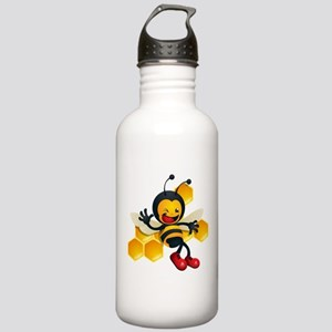 Bumble Bee Stainless Water Bottle 1.0L
