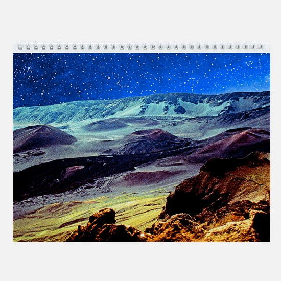 Maui The Valley Isle Wall Calendar
