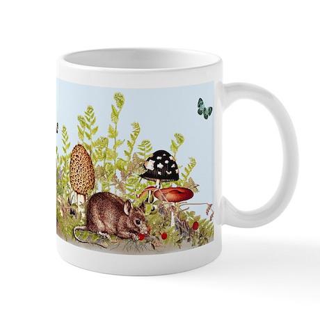 Woodland Mouse Mug