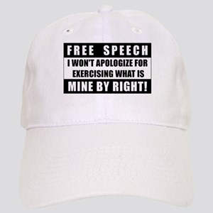 Absolute Free Speech Cap