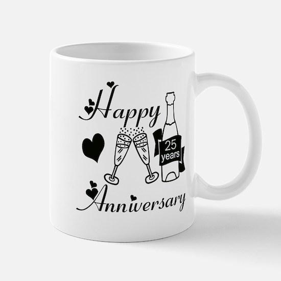 Funny Twenty fifth Mug