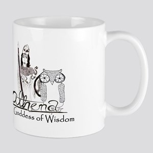 Athena: Goddess of Wisdom Mug