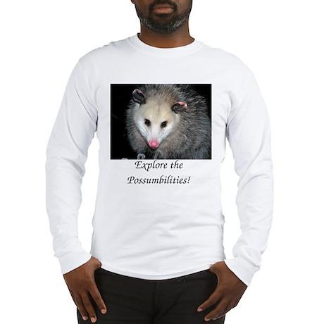 Possumbilities Long Sleeve T-Shirt