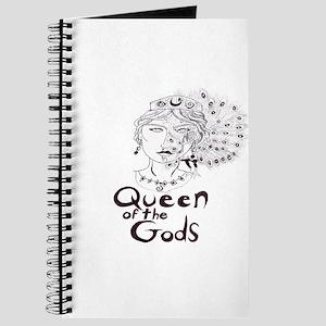 Queen of the Gods Journal