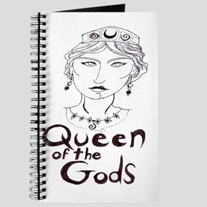 Queen of the Gods (w/o peacoc Journal