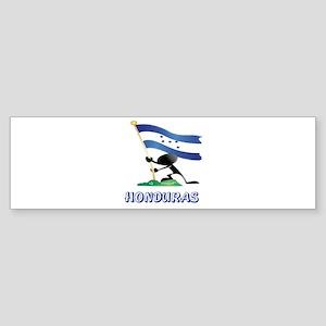 HONDURAS Sticker (Bumper)