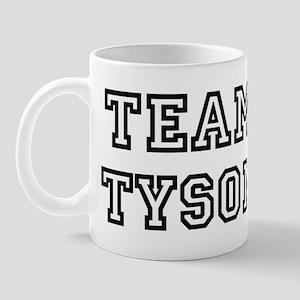 Team Tyson Mug