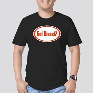 Got Diesel? Men's Fitted T-Shirt (dark)