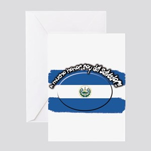 EL SALVADOR Greeting Card
