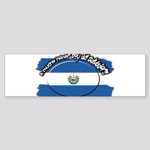 EL SALVADOR Sticker (Bumper)