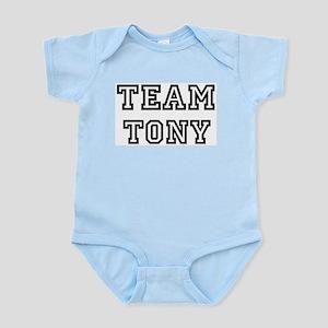 Team Tony Infant Creeper