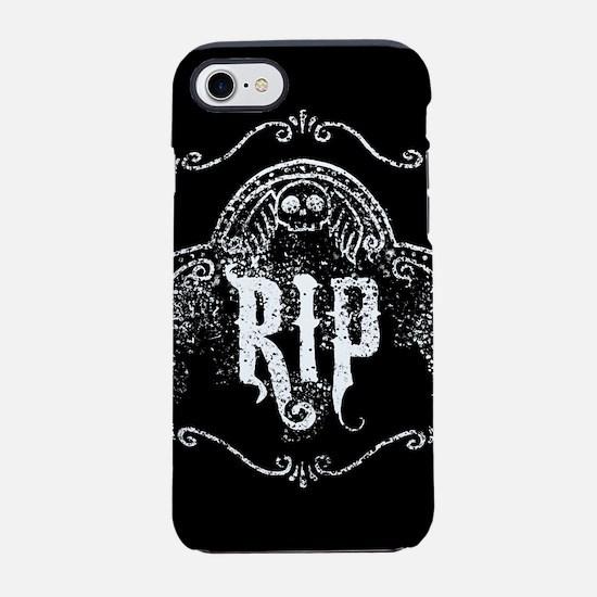 r-i-p_b.png iPhone 7 Tough Case