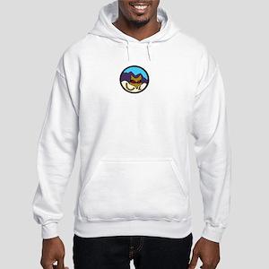 Caza Ladron Hooded Sweatshirt