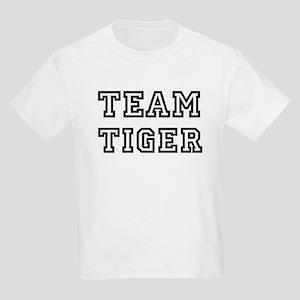 Team Tiger Kids T-Shirt