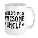 Awesome Uncle Large Mug