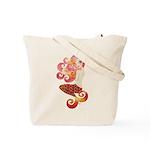 Mermaids Tote Bag - LOOK BACK!
