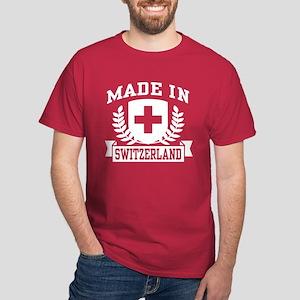 Made In Switzerland Dark T-Shirt