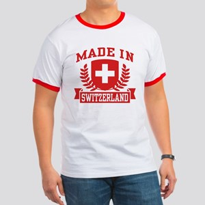 Made In Switzerland Ringer T