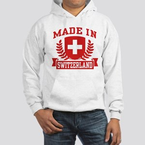 Made In Switzerland Hooded Sweatshirt